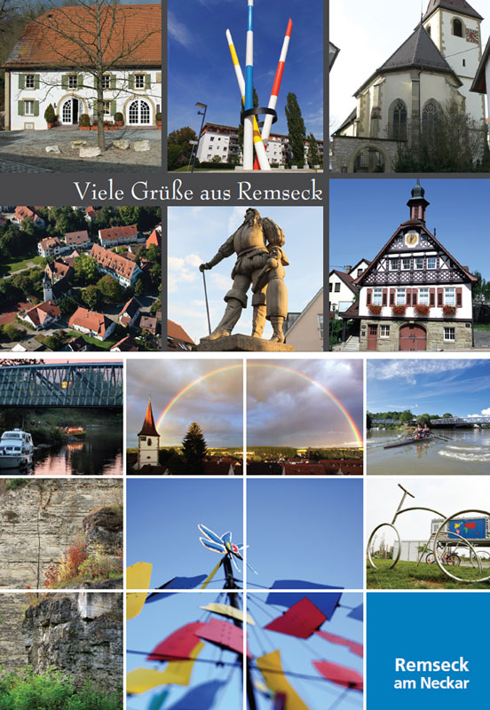 Remsecker Postkartenmotive