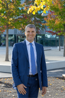 Oberbürgermeister Dirk Schöberger