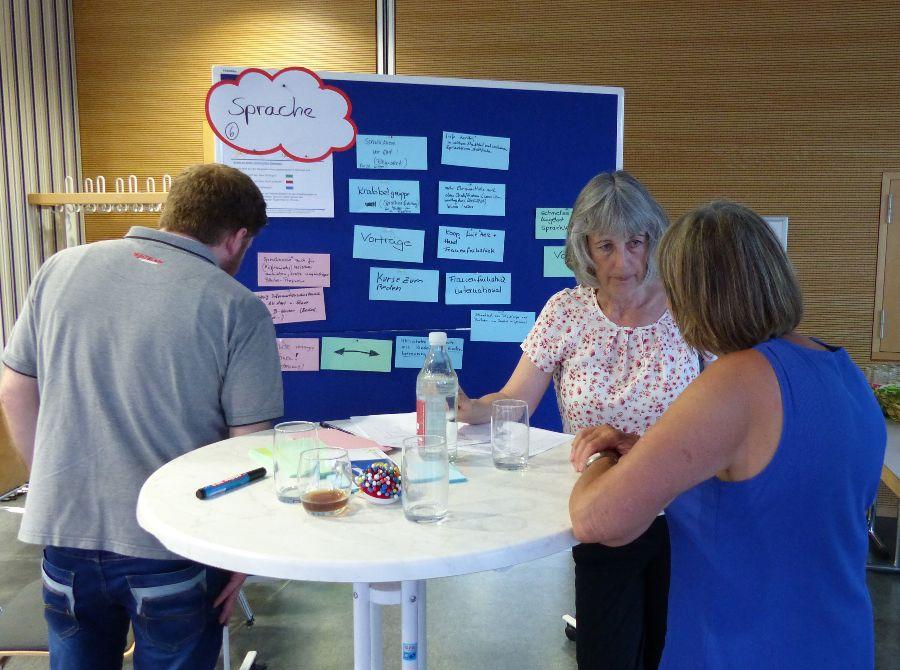 Auftaktveranstaltung Leitlinien der Integration am 26.06.2017