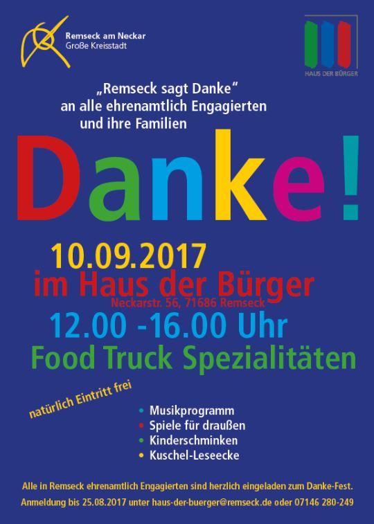 Dankefest 2017