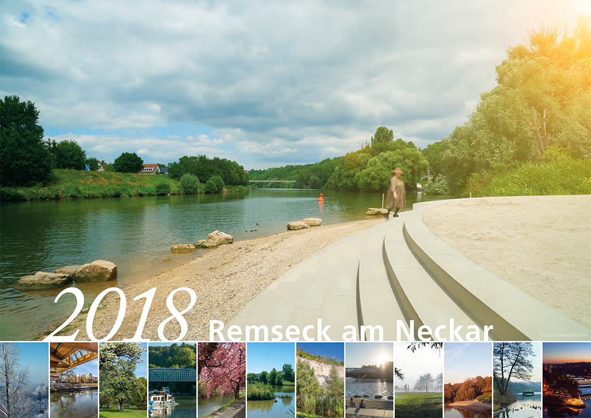 Titelbild des Remseck-Kalenders 2018
