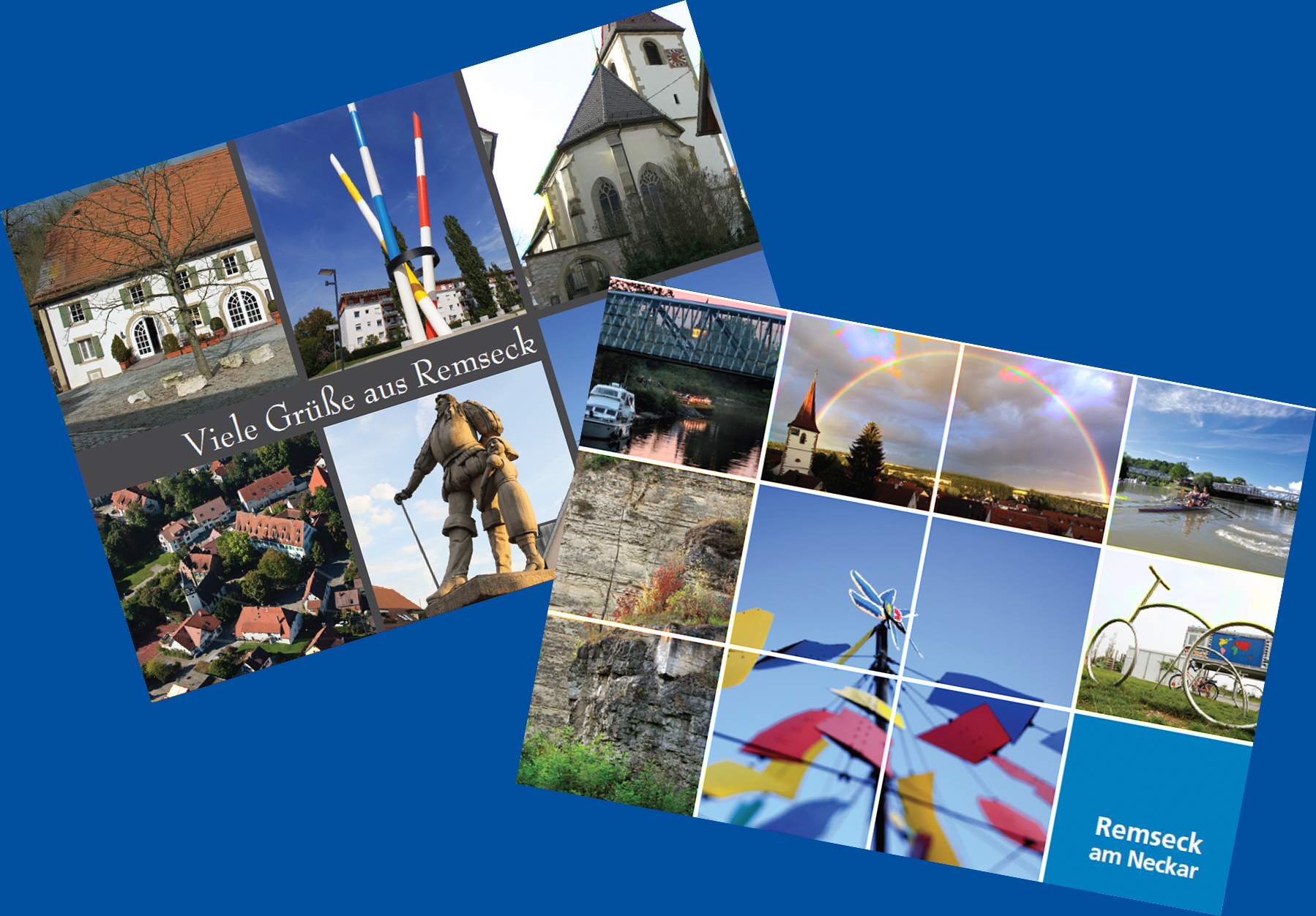 Ansichtskarten aus Remseck am Neckar