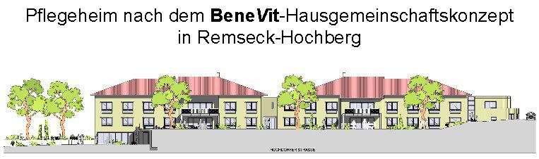 Ansicht Pflegeheim Hochberg