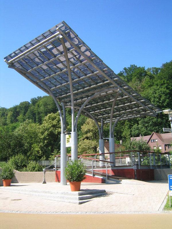 Photovoltaikanlage Am Remsufer