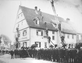 Aldingen Feuerwehr