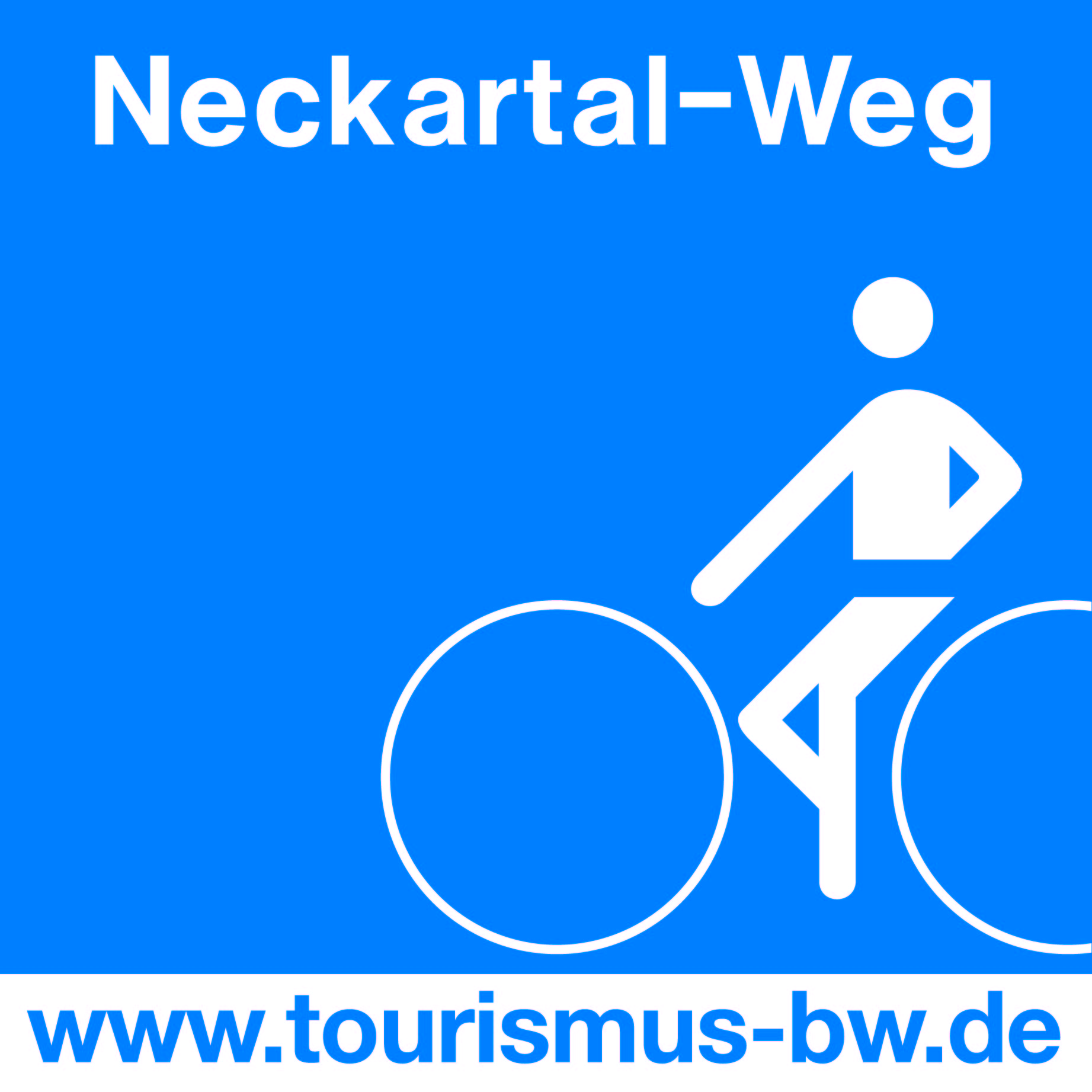 Neckartal Radweg