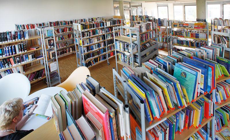 Bücherei Pattonville