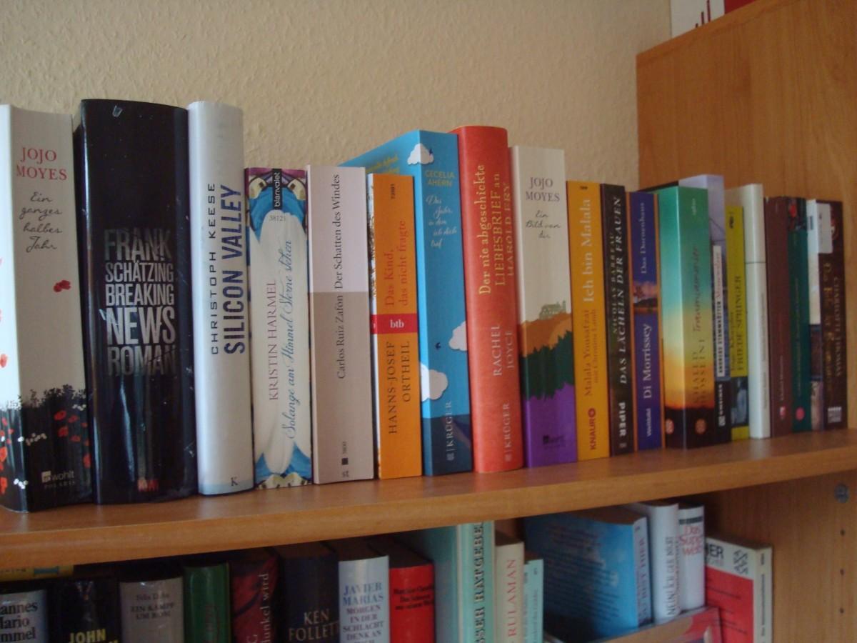 Literaturkreis. Foto: Helmut Kutzler