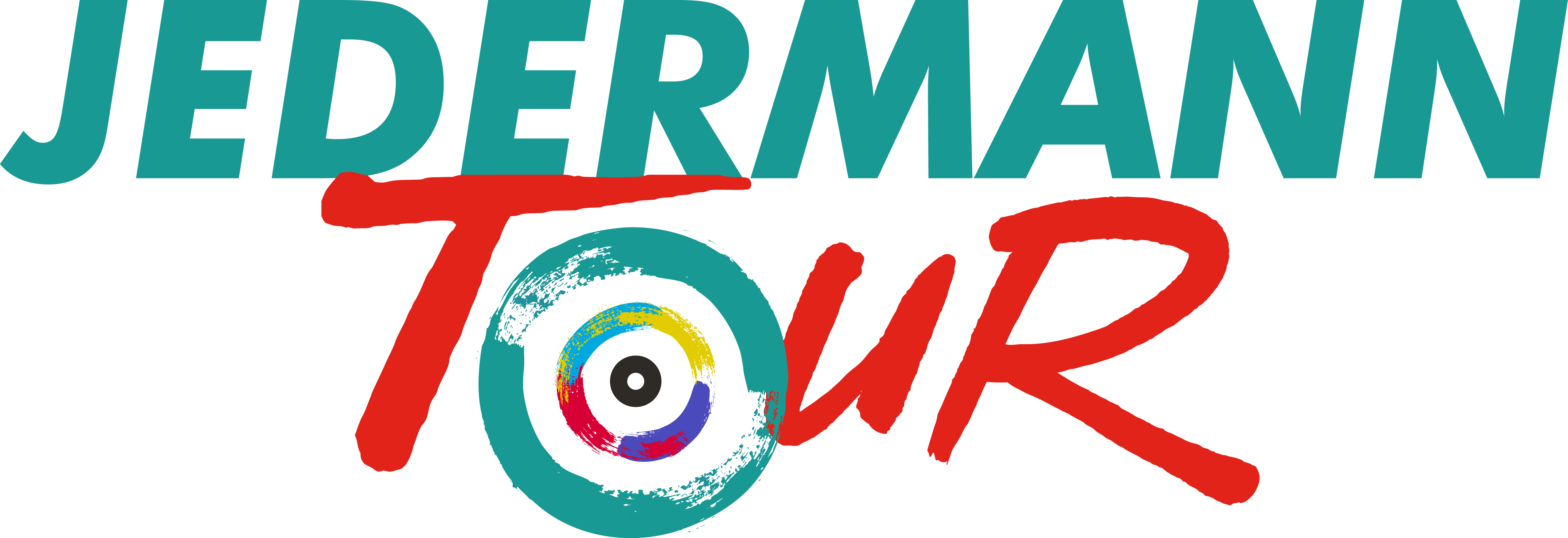 Logo Jedermann Tour
