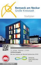 Taschenstadtplan Städte-Verlag 10. Aufl. 2019