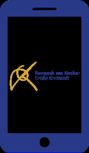 Logo Remseck-App (Icon made by Freepik from www.flaticon.com)