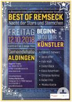 Plakat Best of Remseck