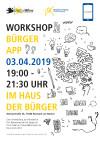 Workshop Remseck-App am 03.04.2019