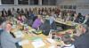 Gemeinderatssitzung Haushalt 2010