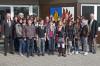 Schülergruppe aus Gondrecourt-le-Chateau