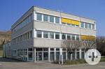 Gebäude des Verwaltungssitzes Hochberg