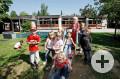 Kindergarten Schulweg