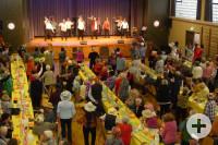 Gute Stimmung beim Seniorenfasching (Foto: Stadt Remseck)