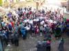 Viele verkleidete Kinder bildeten eine großen Narrenschar am »schmotzigen Donnerstag«. Foto: Stadt Remseck am Neckar