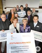 Gründung Remseck-Stiftung