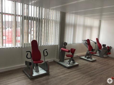 """Physiotherapie """"Physio am Remsufer"""" in den neuen Räumen im Ärztehaus"""