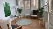 Psychologische Psychotherapeutinnen im Ärztehaus: Räumlichkeiten I