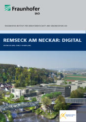 Deckblatt Fahrplan Remseck am Neckar: Digital