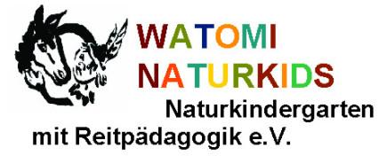 Logo WATOMI NATURKIDS