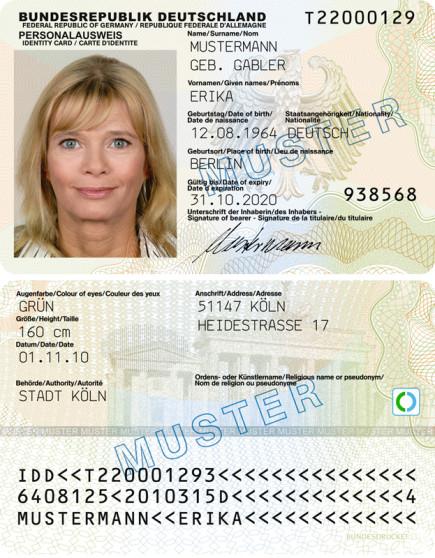 Personalausweis Onlinefunktion