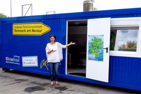 Mobiles Familienzentrum Remseck am Neckar