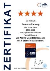 2019_Remstal-Radweg_adfc_Zertifikat