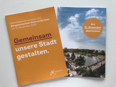 Foto der Informationsbroschüre